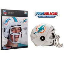 Miami Dolphins Helmet By Fanheads - $9.95