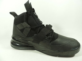 Nike Air Force Max 270 Utility Mens Shoes Athletic AQ0572 002/ 400 Black Lth  image 2