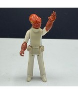 Star Wars action figure Kenner vintage loose toy 1982 Admiral Ackbar gia... - $21.78