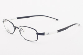 Adidas A988 50 6060 Ambition White Black Eyeglasses 988 506060 45mm - $68.11
