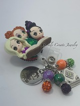 LIMITED EDITION: Hocus Pocus Clay Badge Reel  image 2