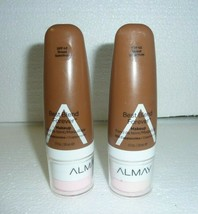 New Sealed 2 Almay Best Blend Forever Makeup SPF 40 1 fl oz #190 Cappucc... - $9.74