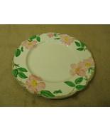 Franciscan Vintage Dinner Plate 10 5/8in Floral Desert Rose USA Earthenware - $20.43