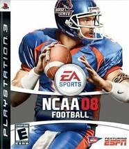 NCAA Football 08 - Playstation 3 - $7.91