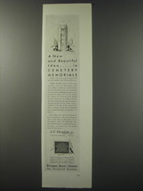 1930 J.C. Deagan Tower Chimes Ad - A new and beautiful idea - $14.99