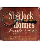 The SHERLOCK HOLMES PUZZLE CASE Game:120 Enigmas for You to Solve SEALED! - $8.95