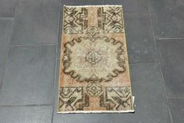 Turkey Home Decor Natural Vintage Rug  Decorative  Doormat Rug 16 x 30 i... - $104.50