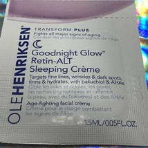 Ole Henriksen Retin-Alt Glow Cycle & Goodnight Glow Packets 6 Pieces (3 Days) image 2