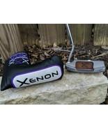 Xenon Custom Putter Barely Used Super Stroke Grip Copper core - $397.38
