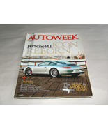 Autoweek Noviembre 2011 Car Truck Revista Porsche 911 Icon Reborn, Sexy ... - $9.07
