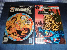 Early John Byrne Lot ~ DOOMSDAY + 1 Issues 5 & 7 * Lower Grades ~ Only $... - $5.00