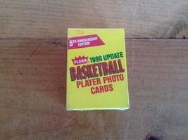 Fleer 1990 Actualización Baloncesto Jugador Foto Cartas 5th Edición Aniversario - $8.78