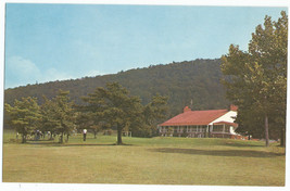 Shamokin Valley Country Club PA Vintage Postcard - $7.95