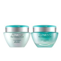 Anew Retroactive Day & Night Cream (15g each) - for Early Sign of Ageing... - $32.78