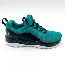 Jordan Deca Fly GP Rio Teal Metallic God Black Kids Sneakers 844373 300 - $64.95