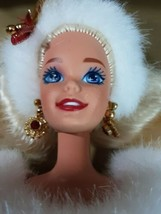 Peppermint Princess 1994 Barbie Doll  In Original Box Comes With Stand - $24.31