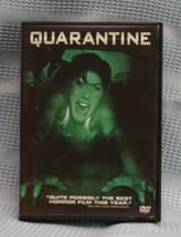 Quarantine (DVD Movie, 2009) Jennifer Carpenter, Jay Hernandez  - $8.73