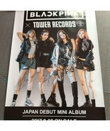 BLACKPINK Member Autographed Limited Poster for Winner 15.74'' x 28.74'' - $873.92