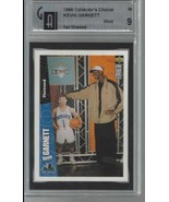 1996 UD Collectors Choice #89 Kevin Garnett Rookie Card Compare to PSA /... - $33.90