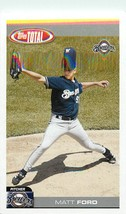 2004 Topps Total Baseball Card - Pick / Choose Your Cards - $0.99