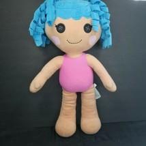 """Lalaloopsy Mittens Fluff n Stuff Build a Bear Plush Stuffed Doll 19"""" Blu... - $27.71"""