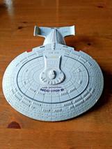 1992 Playmates Toys Paramount Star Trek USS Enterprise NCC-1701D  - $19.99