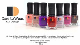 LECHAT Dare to Wear  Manicure Pedicure  Nail Polish - (We combine shipping) - $5.45