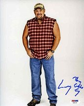 Larry The Cable Guy Signed 8x10 Photo Certified Authentic PSA/DNA COA - $158.39