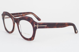 Tom Ford 5360 056 Havana Eyeglasses TF5360 056 49mm - $175.42