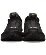 Vetements x Reebok Black Pump Supreme Sneakers US 8.5 Limited 100% Authe... - $866.25