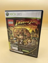 Lego Indiana Jones/Kung Fu Panda combo XBOX 360 Action / Adventure (Video Game)  - $7.18