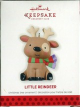 2013 Hallmark Keepsake Ornament - Little Reindeer - Member Exclusive  - $4.94