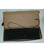 DESIGNER ORIGINAL GENUINE PS/2 104 KEYS STANDARD BLACK KEYBOARD KB-118 N... - $14.85