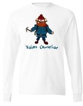 Yukon Cornelius Christmas long sleeve t-shirt Rudolph Santa Hermey the Elf image 1