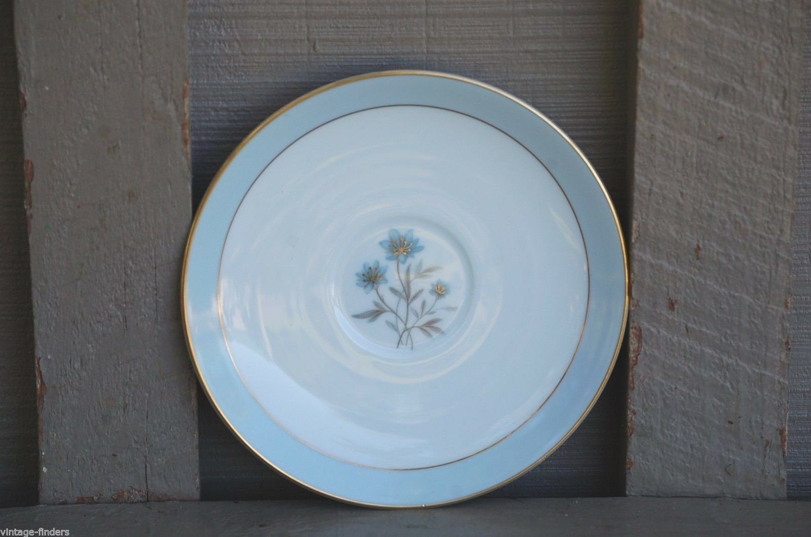 Primary image for Old Vintage Noritake China Saucer Plate Vanessa Pattern No. 5541 ~ Japan