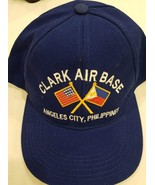 Clark Air Base in Angeles City Philippines on a new AF Blue ball cap - $25.00