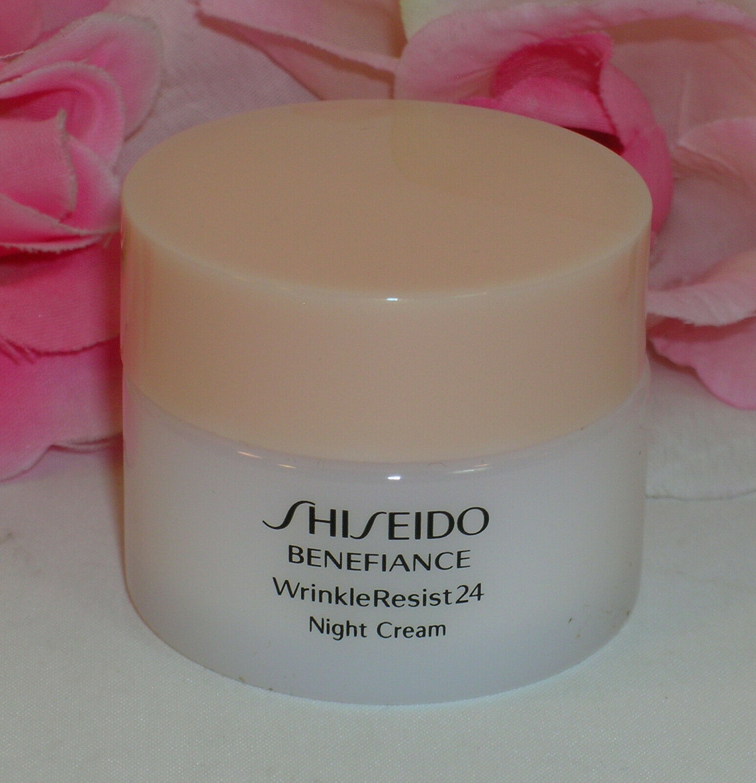 Primary image for New Shiseido Benefiance Wrinkle Resist 24 Night Cream  1 oz / 30 ml