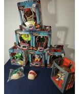 Mattel Street Sharks LOT of 7 Vintage Figures With Box See List, Low Bid... - $140.25
