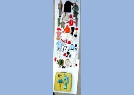 1960s vintage HUGE LOT KEN DOLL,CASE,CLOTHES w/TAGS barbie - $325.00