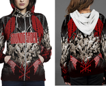 Soundgarden hoodie zipper fullprint women thumb155 crop