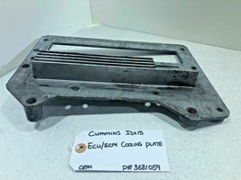 ECM ECU Cooling Plate Cummins ISX15 3681059 (Non EGR Model) image 5