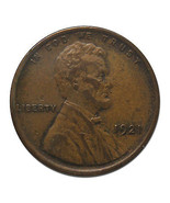 1921 LINCOLN PENNY CENT COIN LOT# F 663 - $240,56 MXN
