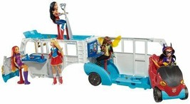 """DC Super Hero Girls Action Doll Feature Bus, 12"""" - $54.77"""