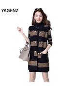 New women cardigan sweater coat long women cardigan long sleeves O neck ... - €42,74 EUR