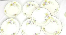 "Lot 7 Homer Laughlin ""Virginia Rose"" 9"" Dinner Plates Vintage Flowers - $74.24"