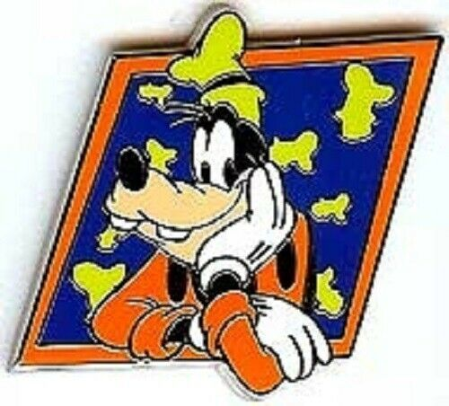 Disney Trading Pins 82044 Deluxe Pin Starter Set of 8 - Goofy - $7.24
