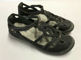 JBU by Jambu Ladies' Sydney Flat Sandals Memory Foam Footbed Size 7.5 NEW - $29.21