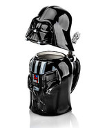 Star Wars Darth Vader Stein - Collectible 22oz Ceramic Mug with Metal Hinge - $45.53