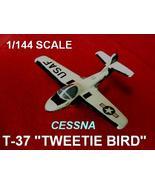 1/144 scale Resin Model Kit Cessna T-37 Tweetie Bird USAF - $12.00