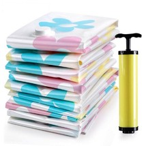 11pcs/set Bag Vacuum Storage Thickened Compressed Reusable Bag with Hand... - $39.99